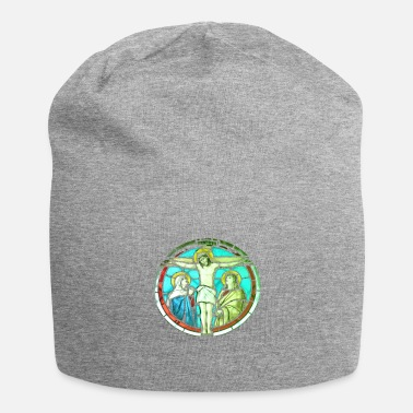 Kreuz Jesus Christ God Church Divine Cross - Beanie