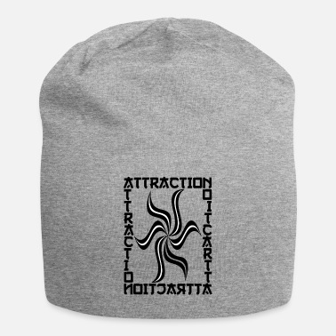 Skull attractionlaw - Beanie