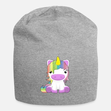 Fine cute little unicorn gift for the daughter - Beanie