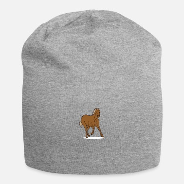 Gallop Mustang Galloping Retro - Beanie