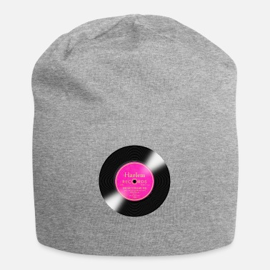 Record Harlem Records Label - Beanie