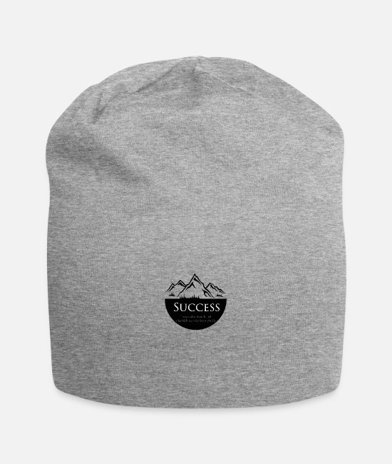Prime Caps & Hats - success - Beanie heather gray