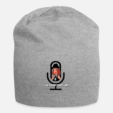 Anonymous i am super voice girls - Beanie