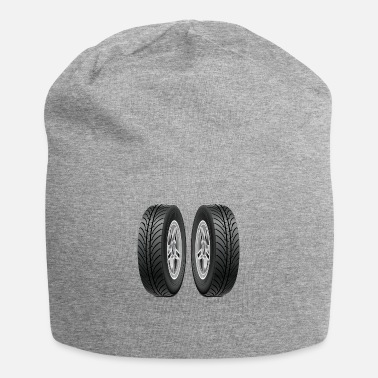 Tired Tires - Beanie