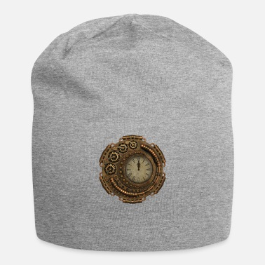 Clock Steampunk Clock - Beanie