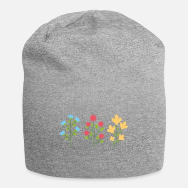 Forest Environmental protection gift environment flowers - Beanie