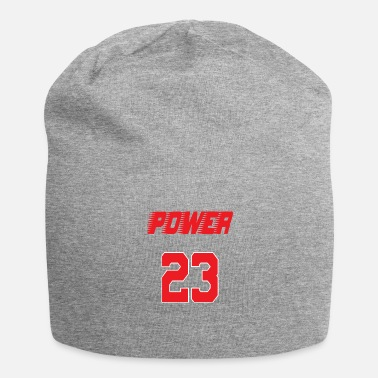 Jersey Number power 23 jersey number - Beanie