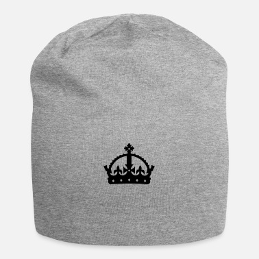 Gold King or Queen Crown - Beanie