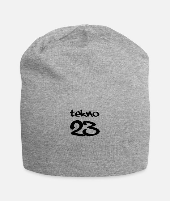 23 Caps & Hats - 230051__tekno_23 - Beanie heather gray