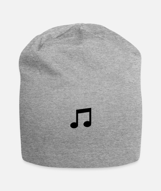 Dubstep Caps & Hats - sound____f1 - Beanie heather gray