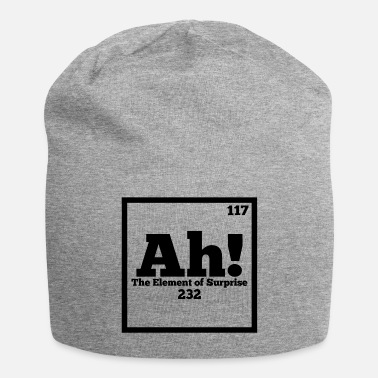 Element Ah Element Chemistry Quote Present - Beanie