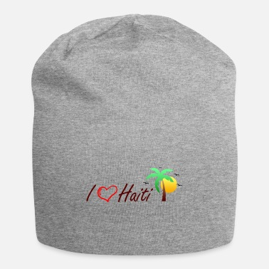 Made In Haiti I love Haiti - Beanie
