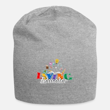 Living Educators T-shirt by Citified Designs - Beanie