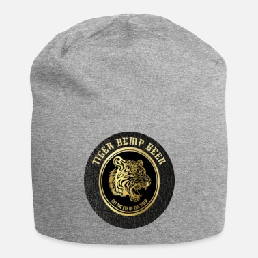 Tiger Hemp Beer Logo - Beanie