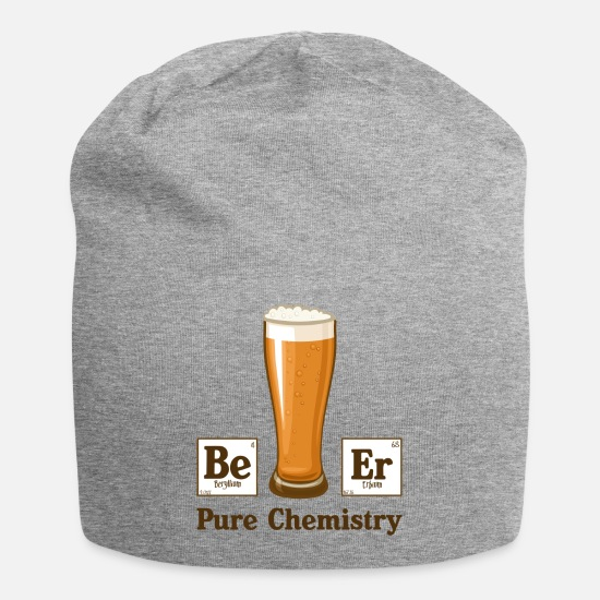 Chemistry Caps - Pure Chemistry - Beanie heather gray