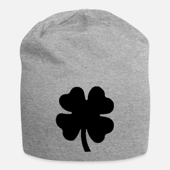 Lucky Caps - Lucky Clover - Beanie heather gray
