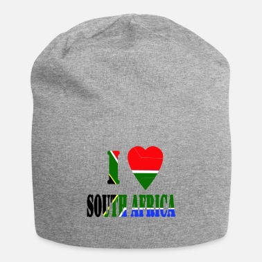 Africa I love South Africa - Beanie