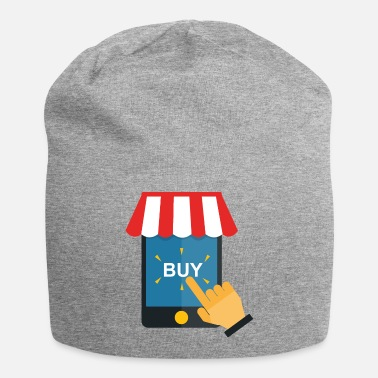 Mobile Mobile Shopping - Beanie
