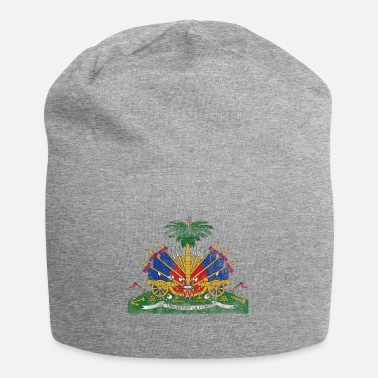 Made In Haiti Haitian Coat of Arms Haiti Symbol - Beanie