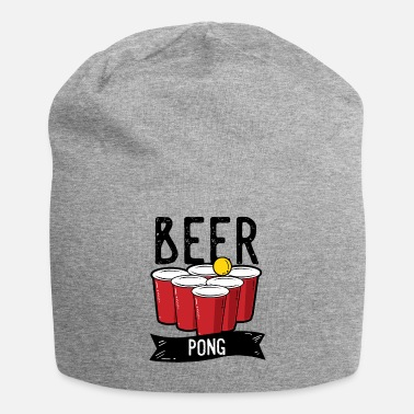 Drinking Contest Beer Pong Team Drinking Game Friends - Beanie