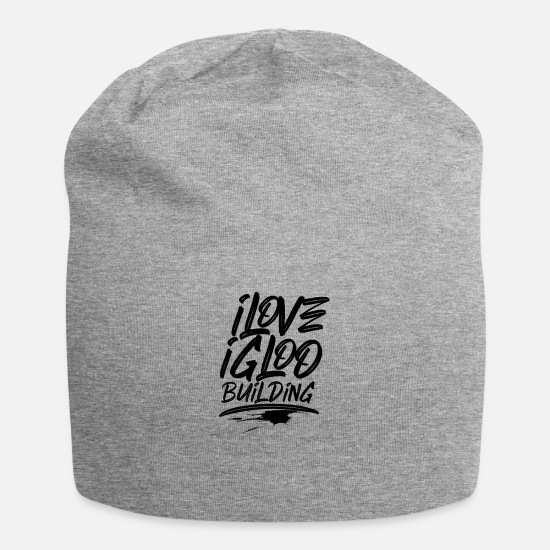 Snow Caps - Igloo - Beanie heather gray