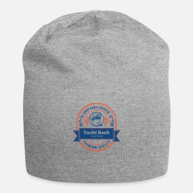 Yacht Yacht Rock Captain - Party Boat Drinking product - Beanie