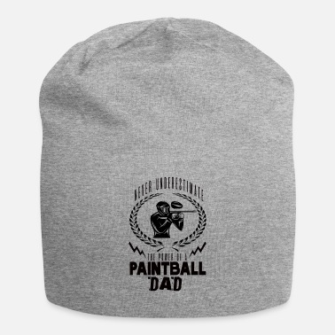 Paintball paintball dad - Beanie