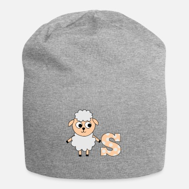 Alphabet S-Sheep - Beanie