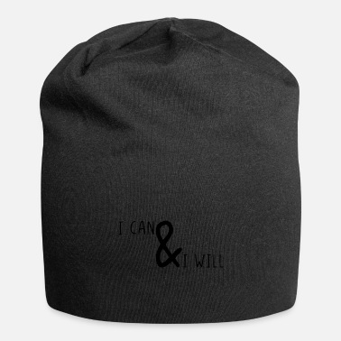 I I can & I will - Beanie
