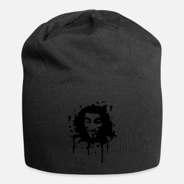 Anonymus Guy Fawkes, occupy, we are 99%, protest, anarchy, - Beanie