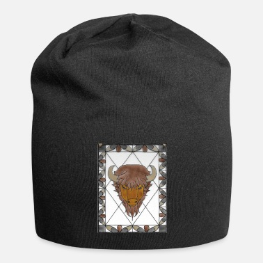 Native American Buffalo Native American Buffalo - Beanie