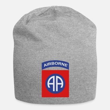 82nd Airborne 82nd_airborne_patch_flex - Beanie