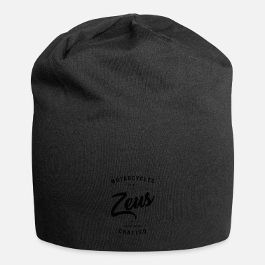 Zeus Zeus Custom Crafted Signature Black Off - Beanie