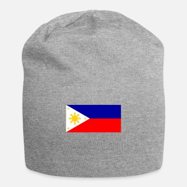 Filipino Flag Filipino flag - Beanie