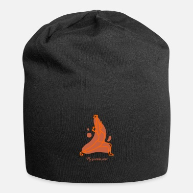 Workout Hat SALE Downward Dog Hat Yoga Beanie Yogi Hat Exercise Beanie Yoga Hat Yoga Pose Beanie