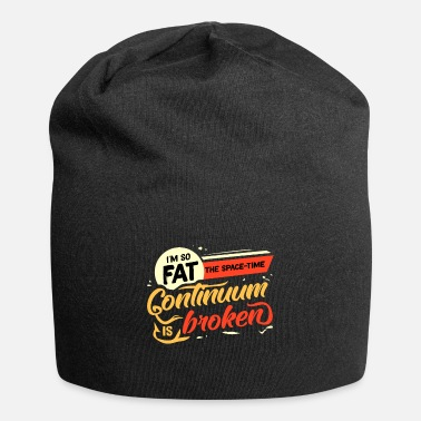 Fat Lazy fat fat fat fat gift idea - Beanie