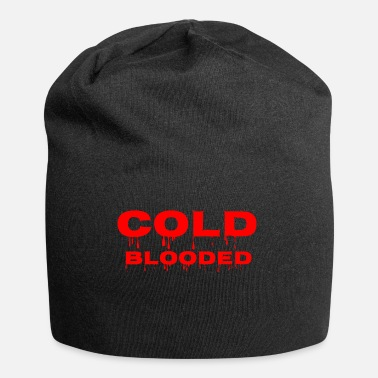 Cold cold blooded - Beanie