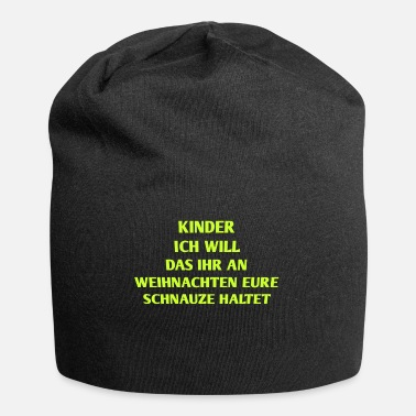Language German Language - Beanie