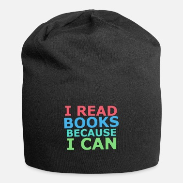 Read Reading Reading - Beanie