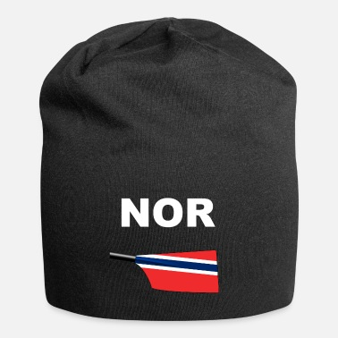 Norwegian NOR - Norway - Rowing - Aviron - Oar - Big Blade - Beanie