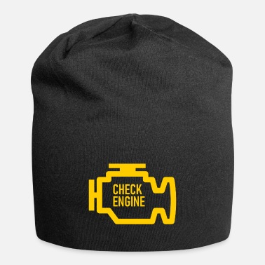 Indicator Car - Engine Indicator - Check - Control - Light - Beanie