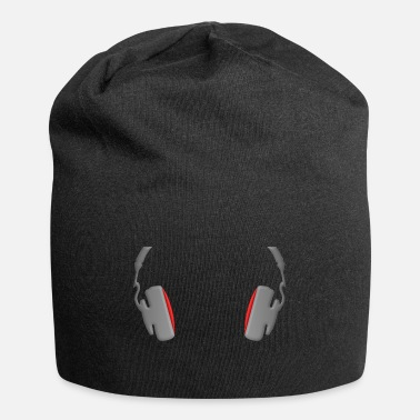 Mp3 Headphones Cool Simply and Classy - Beanie
