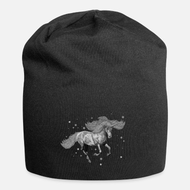 Grey Unicorn - grey - Beanie