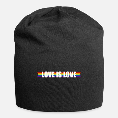 Lovely Love Is Love - Beanie