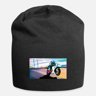 Motion MOTORCYCLE IN MOTION - Beanie