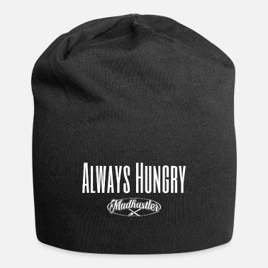 Stay Hungry Hustle Hard - Beanie