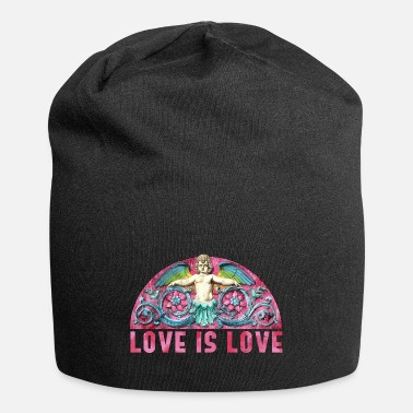 Antique Antique Angel LGBT - Beanie