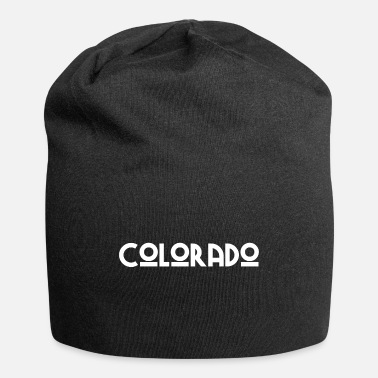 Us States Colorado - Denver - US - State - United States - Beanie