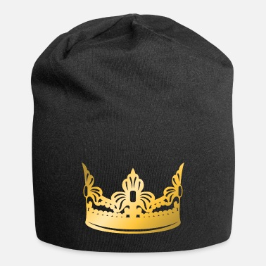 Vip king-vip-golden-crown-roya-gold-boss-logo-vector - Beanie