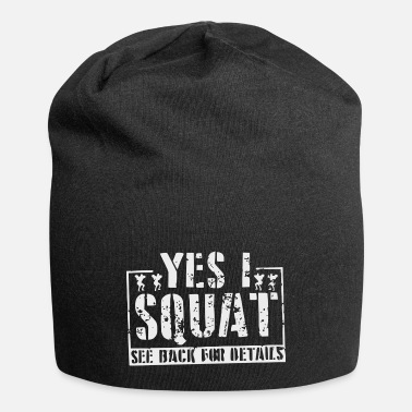 Funny Gym Funny Gym Shirt - Beanie